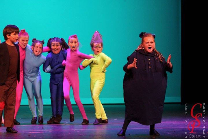 Musical Theatre Summer Camp Willy Wonka