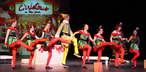 Holiday Showcase for Musical Theatre